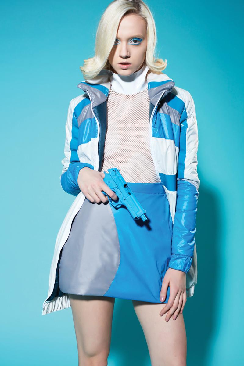 16152f7eaf Bond Girl Puffer Jacket